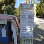 Agitatsiya za bojkot referenduma. Makedoniya 150x150 - Столица Македонии. Город статуй Скопье. Референдум.