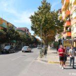 Albanskaya molodezh. Tirana 150x150 - Автобус Шкодер - Тирана. Столица Албании.