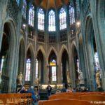 Altar sobora Collegiale Sainte Waudru 150x150 - Бельгия без туров. Монс. Mons, Belgium.