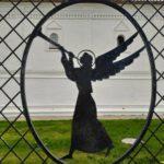 Angel v Tobolskom kremle 150x150 - Красная площадь Тобольска и Гостиный двор