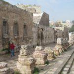Arheologicheskaya dostoprimechatelnost Iordanii amfiteatr v Ammane. Amman Jordan 150x150 - Столица Иордании Амман. Amman, Jordan.