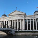 Arhiologicheskij muzej Makedonii i most polnyj statuj 150x150 - Достопримечательности Скопье, продолжение