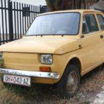 Avtomobil marki YUgo YUGO. Makedoniya 150x150 - Жилье в Охриде. Охридское озеро, пляжи.