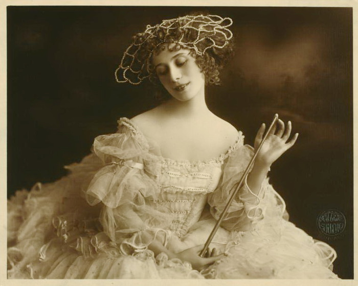 Balerina Anna Pavlova - Павлова Анна Павловна, балерина