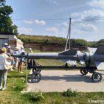 Baltijsk. Krylataya raketa v muzee forta 150x150 - Экскурсия в Цитадель Балтийска, крепость Пиллау