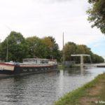 Barzha i razvodnoj most v TSentralnom kanale Belgii 150x150 - Бельгия. Центральный канал и судоподьемник Стрепи-Тье. Strepy-Thieu 2