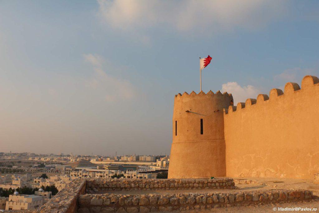 Bashnya Forta Salman bin Ahmet al Fateh v Er Rifa. Bahrejn. Sheikh Salman Bin Ahmed Al Fateh Fort Riffa 1024x683 - Форт Салман бин Ахмет аль-Фатех в Эр-Рифа. Sheikh Salman Bin Ahmed Al Fateh Fort, Riffa