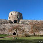Bashnya Ryabinovka kreposti Izborsk 150x150 - Изборская крепость