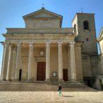 Bazilika San Marino. Basilica di San Marino 150x150 - Республика Сан Марино. San Marino, Продолжение.