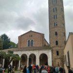 Bazilika Sant Apollinare Nuovo. Mozaiki. Ravenna. Basilica di SantApollinare Nuovo 150x150 - Равенна (Ravenna). Однодневная экскурсия из Римини