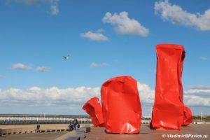 Belgijskaya installyatsiya 300x200 - Бельгия. Бельгийское современное искусство. 6