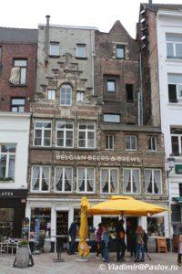 Belgijskaya pivnaya 200x300 - Бельгия. Бельгийское пиво, вафли, шоколад. 9