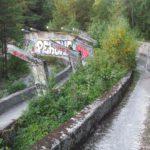 Bobslejnaya trassa v Saraevo. Bosniya i Gertsegovina Sarajevo 150x150 - Спуск по бобслейной трассе в Сараево