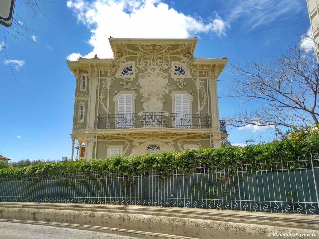CHastnaya villa v Pezaro 1024x768 - Урбино через Пезаро (Urbino via Pesaro). Путешествия по Италии.