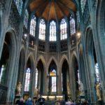 Coll giale Sainte Waudru sobor v gorode Mons Belgiya 150x150 - Бельгия без туров. Монс. Mons, Belgium.