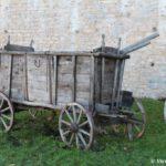 Derevyannaya telega v kreposti Izborsk 150x150 - Изборская крепость