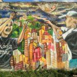 Deti v predstavlenii Saraevskih graffitchikov. Muzej Olimpiady v Saraevo. Bosniya i Gertsegovina Sarajevo 150x150 - Фонтан Себиль (Sebilj Brunnen) в Сараево