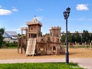 Detskij gorodok krepost. Tobolsk 300x225 - Детский городок - крепость. Тобольск