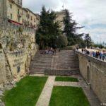Distantsiya s kotoroj strelok iz arbaleta popal v mishen. San Marino 150x150 - Республика Сан Марино. San Marino, Продолжение.
