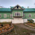 Dom v Mirozhskom monastyre. Pskov 150x150 - Мирожский монастырь в Пскове