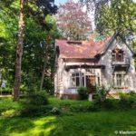 Dom v Svetlogorske. CHastnaya usadba na kurorte 150x150 - Светлогорск и его достопримечательности