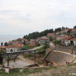 Dostoprimechatelnost Ohrida drevnij amfiteatr v kotorom prohodit ezhegodnyj festival Ohridskoe leto 150x150 - Крепость в Охриде. Машины марки Yugo. Пиперка.
