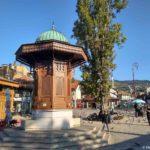 Dostoprimechatelnost Saraevo fontan Sibil Sebil Sebilj 150x150 - Фонтан Себиль (Sebilj Brunnen) в Сараево