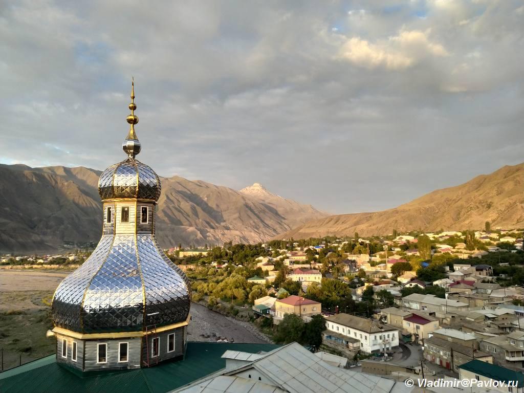 Dostoprimechatelnosti Dagestana. Mechet v Ahty - Горный Дагестан. Базардюзи, Ярыдаг, Шаблусдаг, Куруш