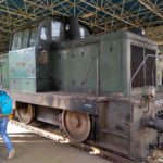 Drevnij lokomotiv na puti stantsii Mostar. Bosniya i Gertsegovina Mostar 150x150 - Мостар (Mostar) - достопримечательность Боснии