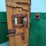 Dver v kartser. Tyurma Tobol 150x150 - Ночь в тюрьме. Тобольский централ. Тюремный замок