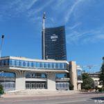 Dvorets Kongressa Albanii. Tirana 150x150 - Тирана. Черная Ауди. Достопримечательности.