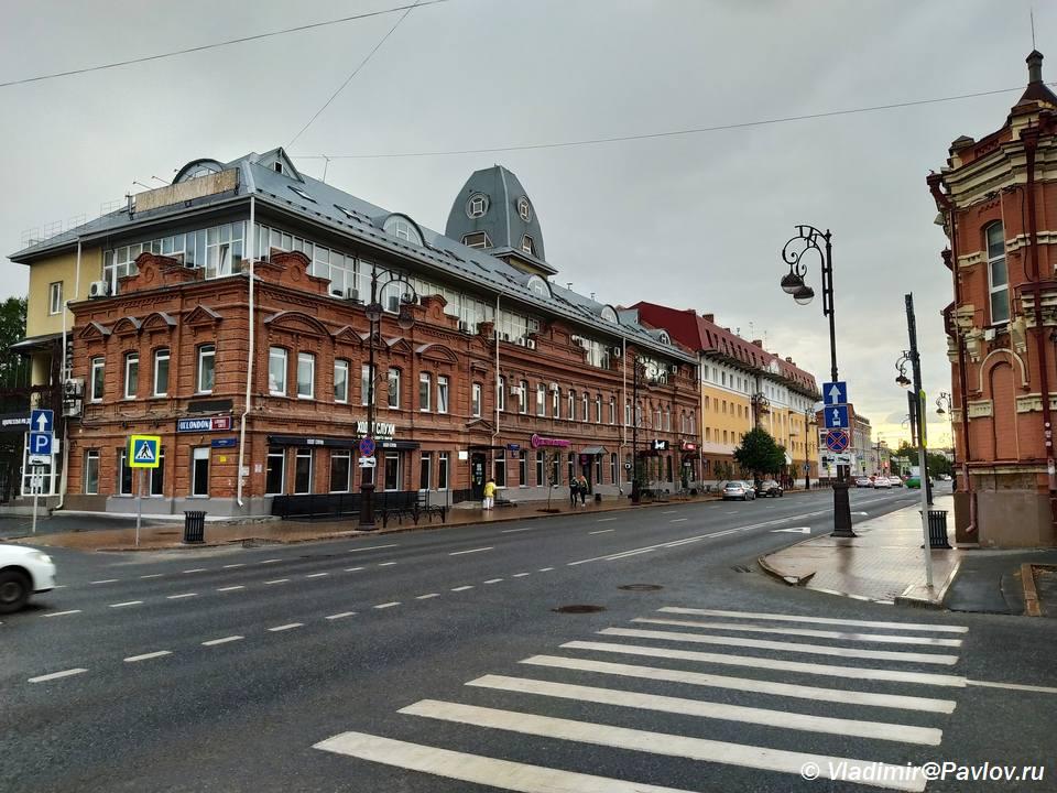 Ekskursiya po Tyumeni. Ulitsa Revolyutsii - Тюмень, достопримечательности и интересные места, музеи