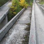 Elementy bobslejnoj trassy v Saraevo. Bosniya i Gertsegovina Sarajevo 150x150 - Спуск по бобслейной трассе в Сараево