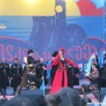 Festival natsionalnogo gruzinskogo tantsa v Batumi 150x150 - Достопримечательности Батуми. Али и Нино. Хинкали. 23