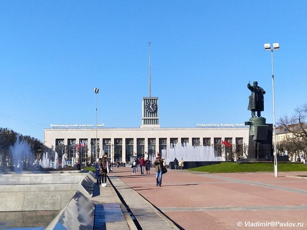Finlyandskij vokzal Peterburga - Успеваем на 9 мая и в Санкт-Петербург