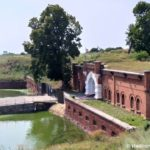Fort Pilliu v Baltijske okruzhen rvom s vodoj 150x150 - Экскурсия в Цитадель Балтийска, крепость Пиллау
