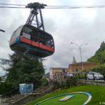 Funikuler v San Marino. Funivia San Marino 150x150 - Республика Сан Марино. Самостоятельная экскурсия. Начало.