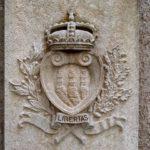 Gerb v San Marino 150x150 - Республика Сан Марино. San Marino, Продолжение.