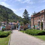 Glavnaya alleya kurortnogo parka v Bordzhomi 150x150 - Грузия, Боржоми. 21