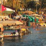 Gorodskoj plyazh Akaby. Iordaniya. Aqaba bech. Jordan 150x150 - Акаба (Al Aqabah). Иорданский курорт на Красном море.