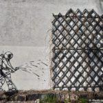 Graffiti s kosmonavtom v Vyborge 150x150 - Старый Выборг. Экскурсия по городу