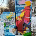 Grafiti Velikij Novgorod 150x150 - Тур в Великий Новгород на туристическом поезде из Москвы