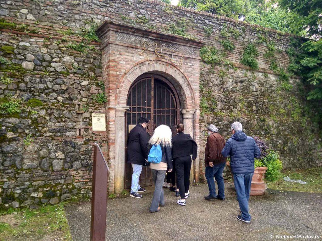 Grott San Mishel. Grotte di San Michele. Santarkandzhelo di Romanya Rimini Italiya. Santarcangelo di Romagna 1024x768 - Сантархангело. (Сантарканджело-ди-Романья, Santarcangelo di Romagna)