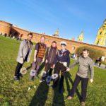 Igraem v badminton u sten Petropavlovskoj kreposti v Sankt Peterburge 150x150 - Успеваем на 9 мая и в Санкт-Петербург