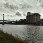 Industriya vdol TSentralnogo kanala Belgii 150x150 - Бельгия. Самостоятельно, без туров. Дракон в Монс. 1
