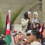 Iordanskie zhenshhiny na mitinge v podderzhku Korolya Iordanii 150x150 - Митинг и политика по-иордански, с песнями и танцами