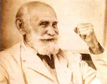 Ivan Petrovich Pavlov - Иван Петрович Павлов (1849—1936 гг.). Академик, Лауреат Нобелевской премии