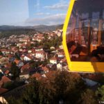 Kabina kanatnoj dorogi v Saraevo. Bosniya i Gertsegovina Sarajevo 150x150 - Бобслейная олимпийская трасса в Сараево! Канатная дорога