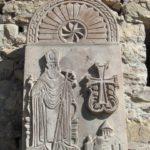 Kamennyj Hachkar u monastyrya Hor Virap v Armenii. Armeniya 150x150 - Арарат и монастырь Хор Вирап (Khor Virap). Достопримечательности Армении