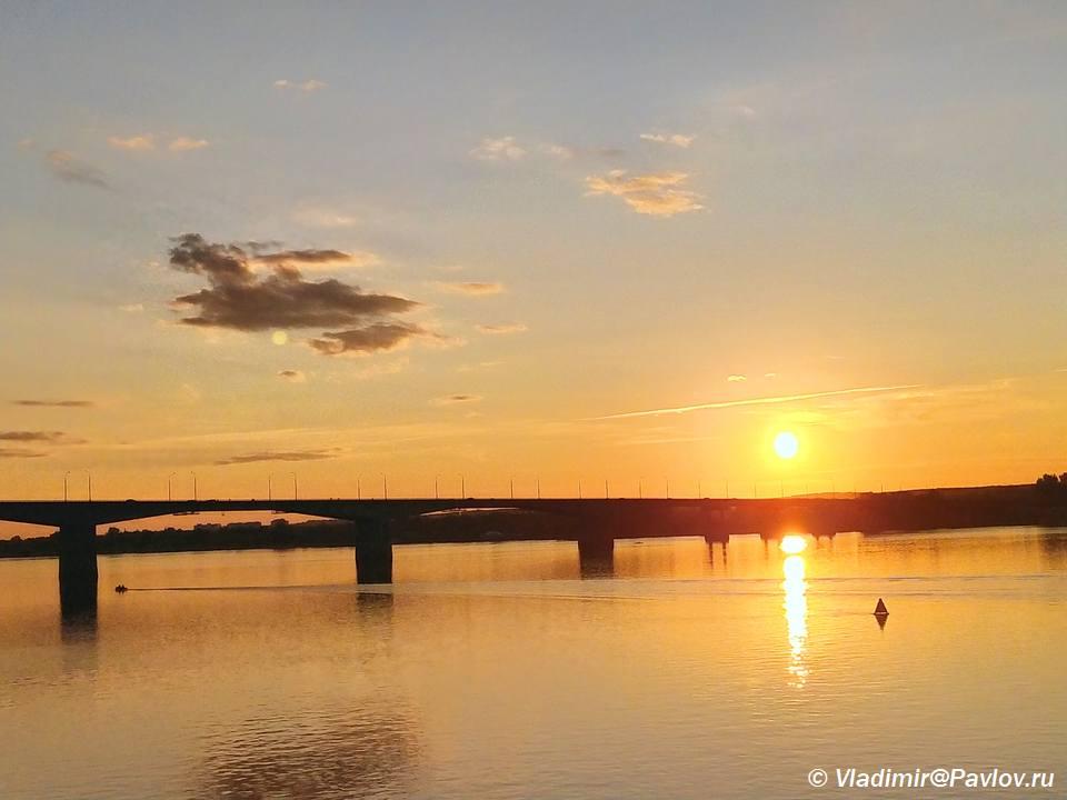 Kamskij most v Permi. Gid po gorodu - Пермь. Музеи и Счастье